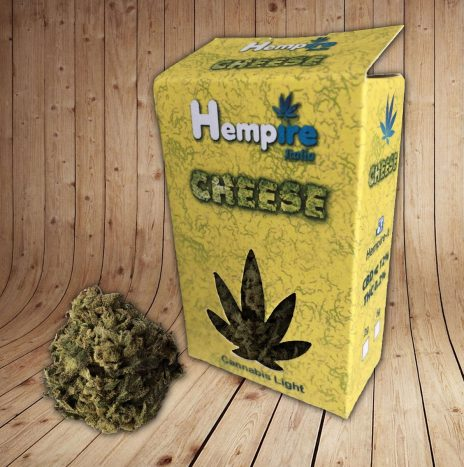 Hempire CHEESE Cbd 12% Infiorescenze di Cannabis Light