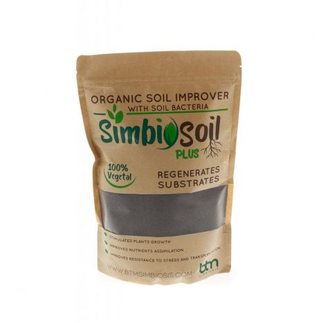 SimbioSoil Plus Ammendante Organico per Rigenerare il Terreno Esausto