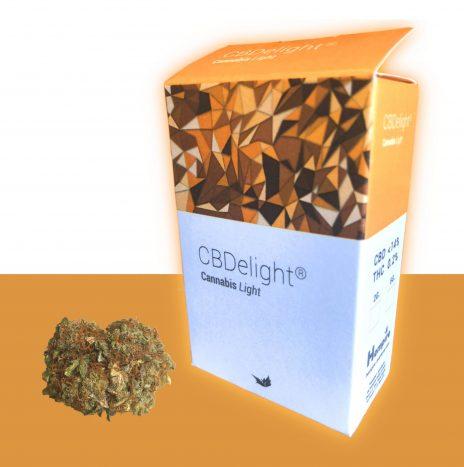 Hempire & Paradise Seeds CBDelight Cbd <14% Infiorescenze di Cannabis Light