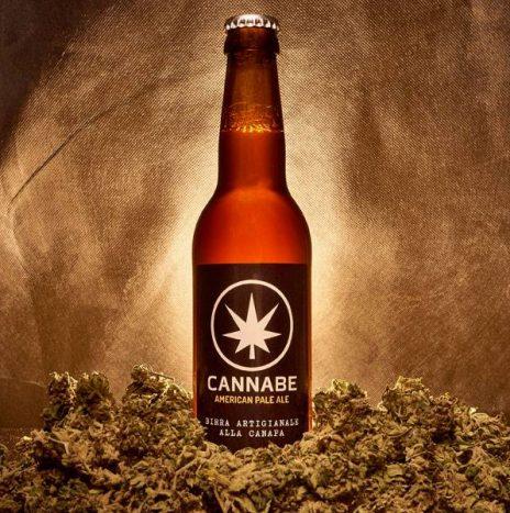 CannaBe Birra APA alla Canapa 33cl