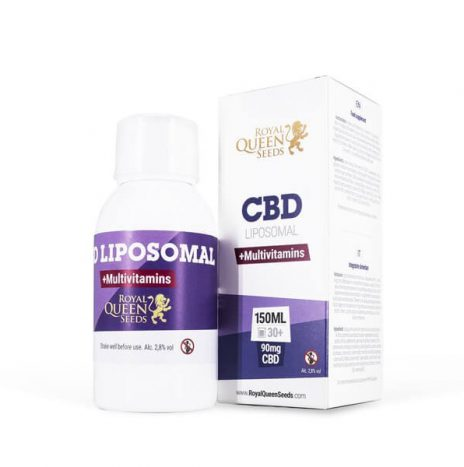 Royal Queen Seeds Multivitaminico Liposomico Con CBD