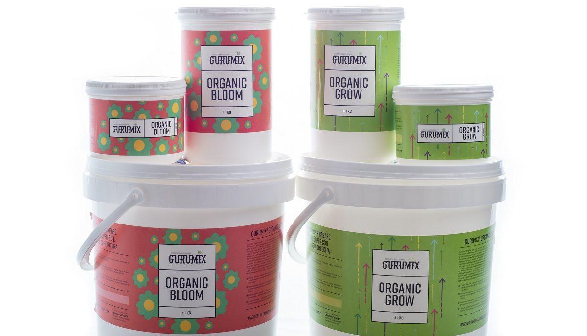 Green Country presenta Gurumix e i primi due prodotti della linea Organic