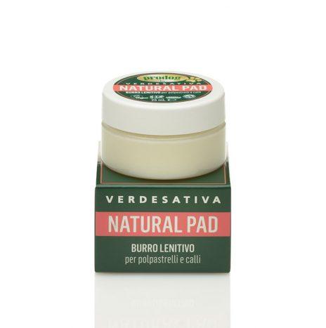 Natural Pad Burro lenitivo 25ml