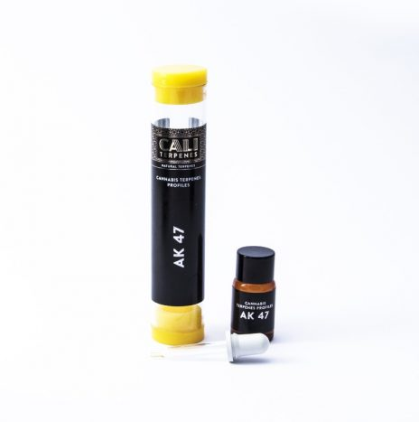 Cali Terpenes AK 47 (American Selection) Profili Terpenici di Cannabis